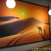 安妮與沙小郭在Arabian Nights中東創意BBQ料理 pic_id=4736073