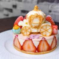 台北|板橋【花園腳印】造型慕斯蛋糕/生乳酪蛋糕/寵物蛋糕/下午茶(近新埔捷運站2號出口)