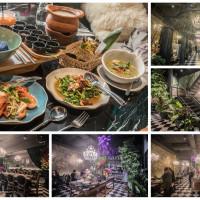 [桃園市]桃園泰式料理推薦,網美必訪!桃園最美的泰式料理餐廳!Thai J 泰式料理餐廳-桃園南平店 - 大手牽小手。玩樂趣
