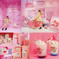 台北市休閒旅遊 景點 景點其他 三麗鷗粉紅閨蜜期間限定店Pinkholic Pop-Up Store 照片