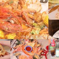 台北微風南山美食『Dancing Crab蟹舞』手抓海鮮/平日午間480元推車餐點吃到飽