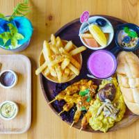 [高雄早午餐推薦]ALOHA-繽紛夏威夷風格早午餐店!超火紅高雄IG美食打卡 - 美食好芃友