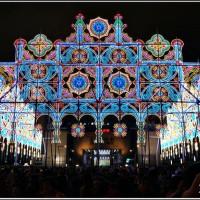 《台北市燈會》2019台北光之響宴/跨國『Luminarie光雕裝置藝術展』在台北