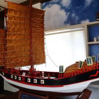 台南市 休閒旅遊 景點 博物館 1661臺灣船園區 照片
