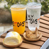 【My toastoast 我的土司吐司 】自製吐司麵包做成的三明治-內湖新踩點ATT4Recharge