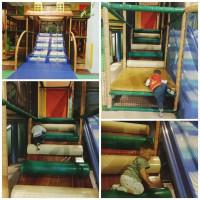 【嘉義】麻吉樂園叢林館-Jungle!小童的叢林奇譚遊戲場/嘉義室內親子遊戲景點