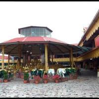 彰化縣休閒旅遊 景點 古蹟寺廟 彰化四面佛寺 照片