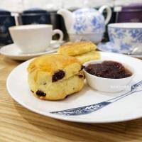 台中梧棲│Whittard-英國百年茶品牌Whittard海外第一家Tea bar在台中三井Outlet - 藍色起士的美食主義