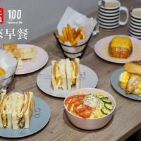 台北市美食 餐廳 速食 早餐速食店 福來早餐 六張犁店 照片