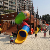 屏東縣 休閒旅遊 景點 公園 永大共融公園 照片