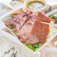 [小食記]台南中西區便當外送,桌上賓西門店就在新光三越西門新天地旁,午餐訂購可參考 - 老莫 Say台南