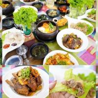 台南市美食 餐廳 異國料理 韓式料理 八道江山韓式在地料理 照片