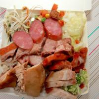 高雄市美食 餐廳 中式料理 粵菜、港式飲茶 双燒臘便當左營店 照片