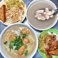 台南市美食 餐廳 中式料理 麵食點心 阿秋浮水土魠魚羹 照片