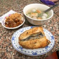 台南市美食 餐廳 中式料理 小吃 台南無名米糕 照片