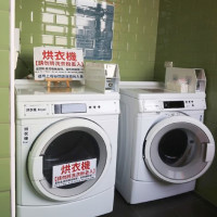 【住宿】MiniHotel步行5分鐘到逢甲夜市(內含影片/飯店早餐/交誼廳/洗衣機烘衣機)