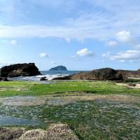 基隆市休閒旅遊 景點 海邊港口 八斗子海豹岩 照片