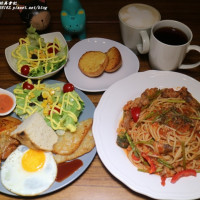 新北市 美食 餐廳 異國料理 義式料理 努迪努迪早午餐 照片