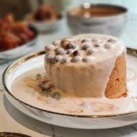 高雄美食||好夥伴咖啡 文山店-甜甜圈造型的肉排,還有超Q立體拉花飲品再搭配爆乳蛋糕||三民區、文山特區、高雄咖啡廳