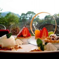 新北市美食 餐廳 飲料、甜品 海灣假日酒店 照片