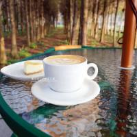 台中外埔│ST workshop手做烘焙坊-起成農園在田野間的落羽松咖啡甜點小秘境,咖啡庭園只有星期六日兩天營業喔 - 藍色起士的美食主義