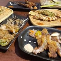 新北市美食 餐廳 餐廳燒烤 串燒 酒客串燒 GOOD TASTE 照片