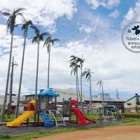 【遊】順安國小 沒有圍籬的特色小學,開心快樂上學去 @ 魚兒 x 牽手明太子的「視」界旅行