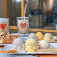 台北市美食 餐廳 飲料、甜品 冰淇淋、優格店 正當冰北投店 照片