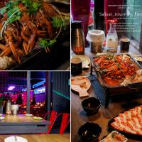 新竹市美食 餐廳 餐廳燒烤 水貨烤魚火鍋新竹店 照片