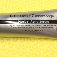 夏天好需要–泰國DDC DR Demis x Cinnamongal 醫美級保養 醫美級防曬SPF 50PA++++ 醫美級天然草藥精華 Herbal Acne Serum 痘痘霜