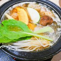 台北市美食 餐廳 火鍋 沙茶、石頭火鍋 石研室 照片