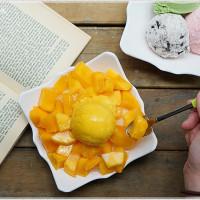 台中市美食 餐廳 飲料、甜品 冰淇淋、優格店 戰豆冰(新店) 照片