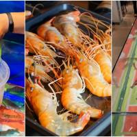 桃園市美食 餐廳 餐廳燒烤 燒烤其他 泰咁蝦水道蝦吃到飽 照片
