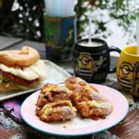 新北市美食 餐廳 中式料理 中式早餐、宵夜 活力早餐店 照片