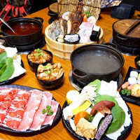 嘉義市美食 餐廳 火鍋 涮涮鍋 小旬湯 樂農鑄鐵鍋 仁愛店 照片