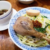 台中市美食 餐廳 中式料理 小吃 魏-苗栗客家麵館 照片