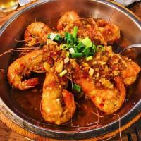 台北市美食 餐廳 中式料理 熱炒、快炒 囍塘蝦 照片