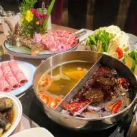 台北市美食 餐廳 火鍋 麻辣鍋 木蘭閣 照片