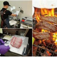 台南市美食 攤販 牛排 極禾楓 文賢門市 照片