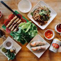 桃園市美食 餐廳 異國料理 南洋料理 鳴心越南牛肉河粉 照片