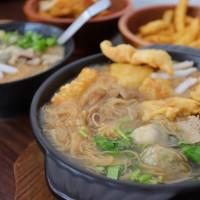 台北市美食 餐廳 中式料理 小吃 賴桑透抽蚵仔麵線 照片