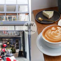 台中市美食 餐廳 咖啡、茶 咖啡館 J.W. x Mr Pica 照片