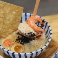台中市 美食 餐廳 中式料理 中式料理其他 滿粥穗 wishcongee 逢甲店 照片