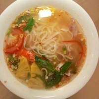 高雄市美食 餐廳 異國料理 南洋料理 樑廚河粉 照片
