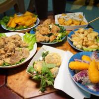 高雄市美食 餐廳 中式料理 小吃 阿真鹹酥雞 照片