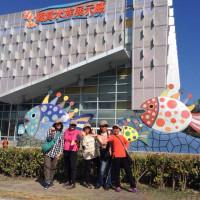 屏東縣休閒旅遊 景點 展覽館 農業生物科技園區觀賞水族展示廳 照片