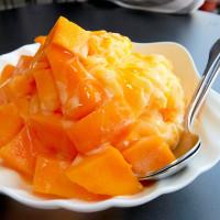 高雄市美食 餐廳 中式料理 陳Q黑砂糖剉冰 照片