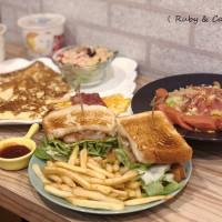 新北市美食 餐廳 速食 早餐速食店 晨光Brunch經典早餐 照片