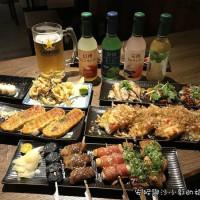 新竹市美食 餐廳 餐廳燒烤 串燒 隱居居酒屋新竹店 照片
