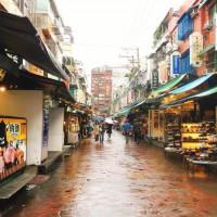 台北市美食 攤販 鹽酥雞、雞排 鐵將炸雞 照片